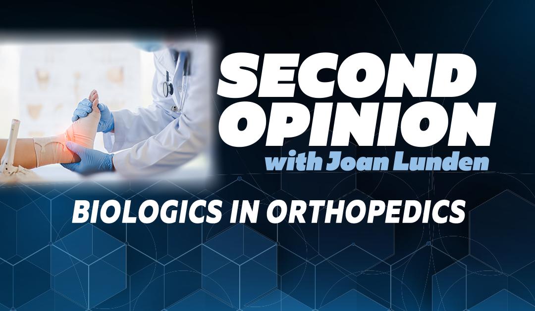 Biologics in Orthopedics